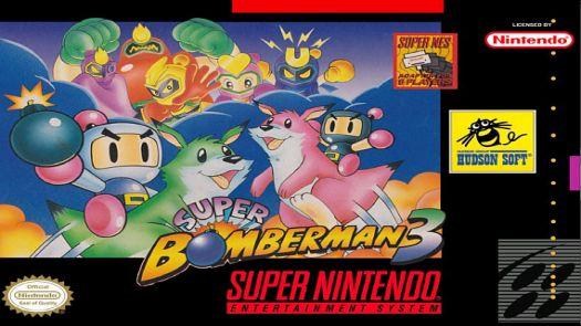 Super Bomberman 3 (EU)