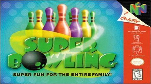 Super Bowling 64