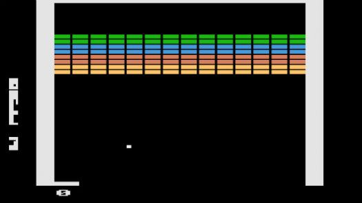 Super Breakout (1982) (Atari)