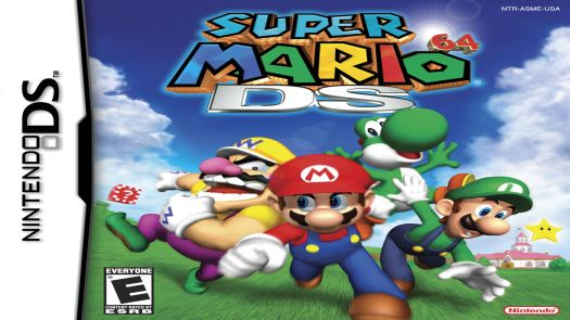 Super Mario 64 DS (EU)