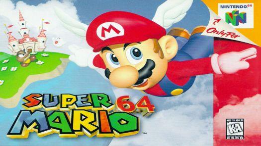 Super Mario 64 (Europe)