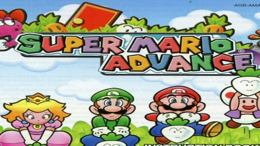 Super Mario Advance (Cezar) (EU)