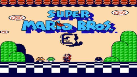 Super Mario Bros 3 Challenge (SMB3 Hack) [a2]