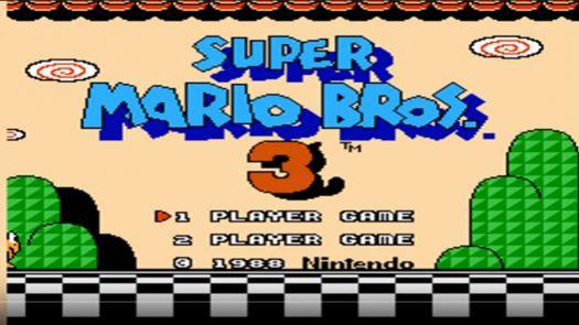 Super Mario Bros 3 (PRG 0) (Viper Hack)