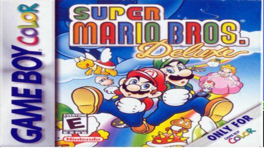 Super Mario Bros. Deluxe (J)