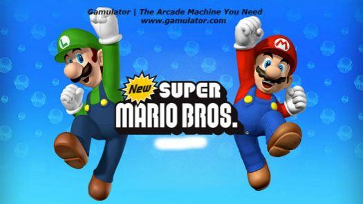 Super Mario Bros 1.5 (SMB1 Hack)