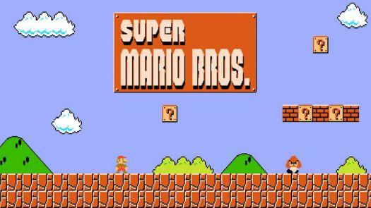 Super Mario Bros (FDS Hack) (J)