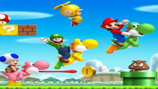 Super Mario Bros (JU) (No Title Hack)