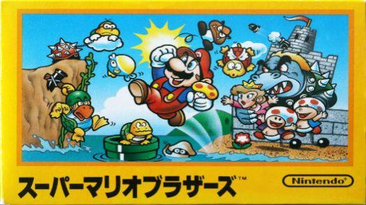 Super Mario Brothers (J)