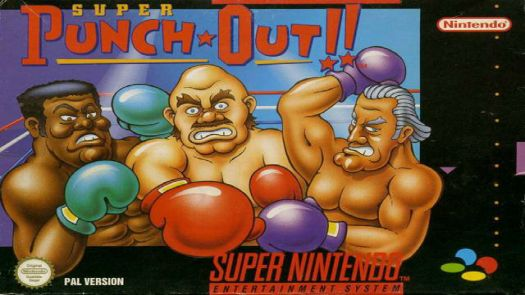 Super Punch-Out!! (EU)