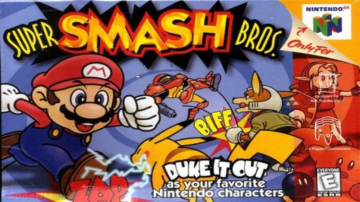 Super Smash Bros. (Australia)