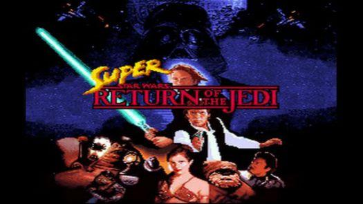 Super Star Wars - Return Of The Jedi (LucasArts)