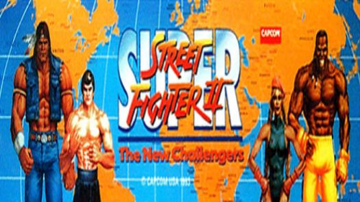 Super Street Fighter II - The New Challengers (World 931005)