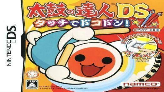 Taiko No Tatsujin DS - Touch De Dokodon! (J)