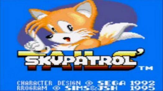 Tails' Sky Patrol (J)