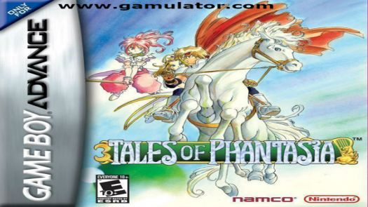 Tales Of Phantasia (EU)