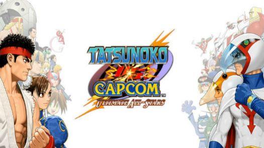 Tatsunoko Vs. Capcom- Ultimate All-Stars