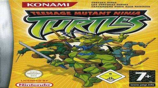 Teenage Mutant Ninja Turtles (J)