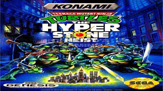 Teenage Mutant Ninja Turtles - Return Of The Shredder (J)