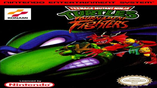 Teenage Mutant Ninja Turtles Tournament Fighters (U) (h1)