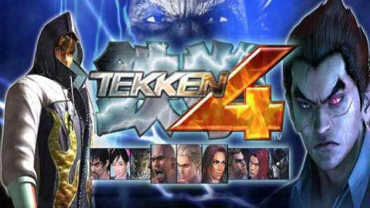 Tekken 4 (TEF1 Ver. A)