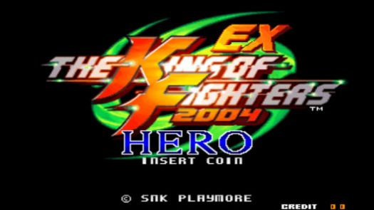 The King of Fighters 2004 Plus / Hero (The King of Fighters 2003 bootleg)