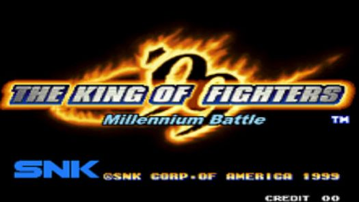 The King of Fighters '99 - Millennium Battle (earlier)