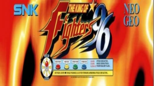 The King of Fighters '96 (NGM-214)
