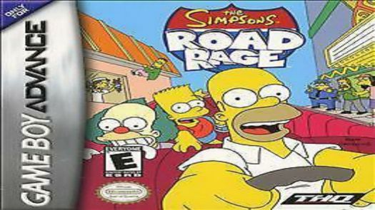 The Simpson's Road Rage (Suxxors) (EU)