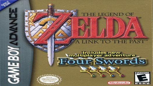 The Legend Of Zelda - A Link To The Past (Cezar) (EU)