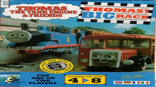Thomas The Tank Engine 2
