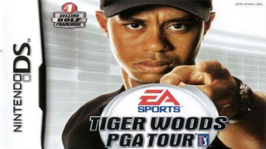 Tiger Woods PGA Tour (J)(WRG)