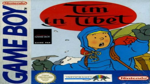 Tintin In Tibet (E)
