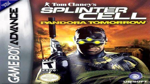 Tom Clancy's Splinter Cell - Pandora Tommorow (EU)