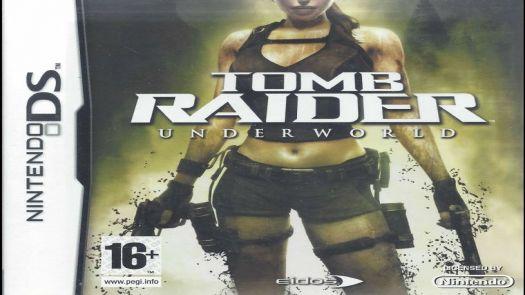 Tomb Raider - Underworld (EU)