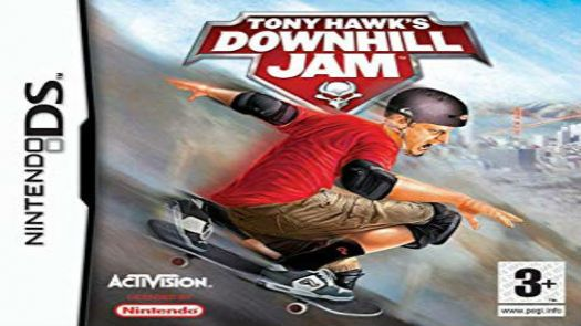 Tony Hawk's Downhill Jam (E)(Supremacy)
