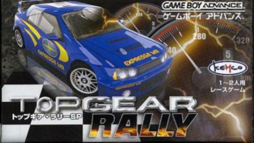 Top Gear Rally (Surplus) (E)