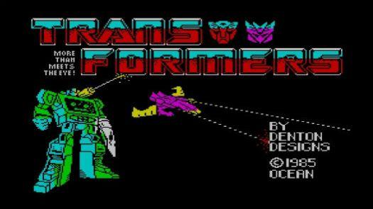 Transformers (E)