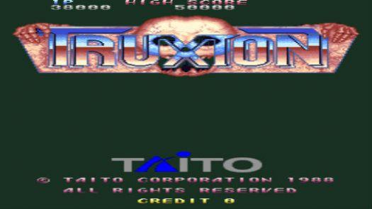 Truxton / Tatsujin