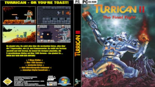 Turrican II - The Final Fight (E)
