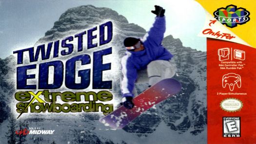 Twisted Edge Snowboarding (E)