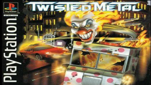 Twisted Metal [SCUS-94304] Bin