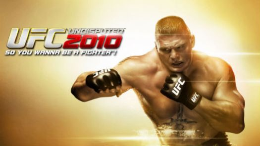 UFC Undisputed 2010 (Europe) (En,Fr,De,Es,It)