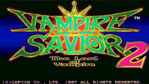 VAMPIRE SAVIOR 2 - THE LORD OF VAMPIRE (JAPAN)