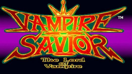 VAMPIRE SAVIOR - THE LORD OF VAMPIRE (EUROPE)