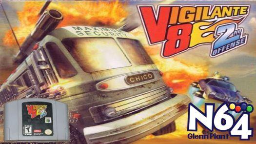 Vigilante 8 - 2nd Offense