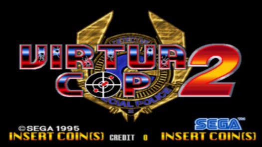 Virtua Cop 2 (J)
