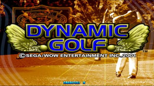 Virtua Golf ~ Dynamic Golf