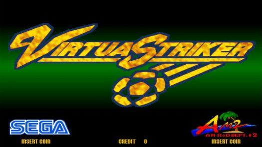 Virtua Striker (Revision A)