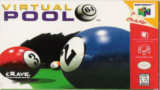 Virtual Pool 64 (E)